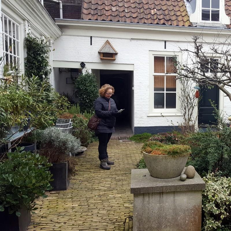 Museumwandeling Hofje van Bakenes