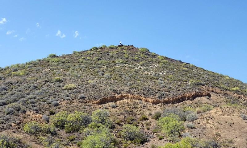 Montana Grande, Malpais de Güimar, Tenerife