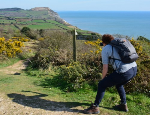 Golden Cap; een topwandeling op het South West Coast Path
