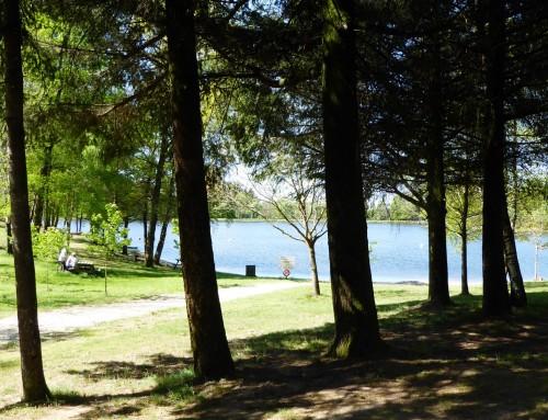 Een wandeling rond de camping La Bucherie in de Dordogne