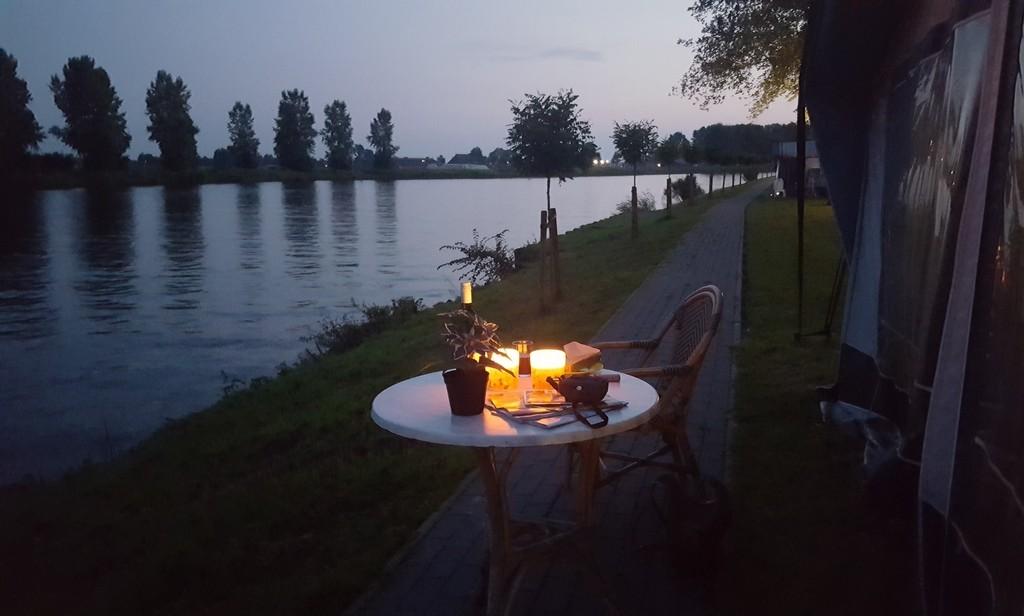 Geluk is binnen handbereik op camping de 4 Elementen