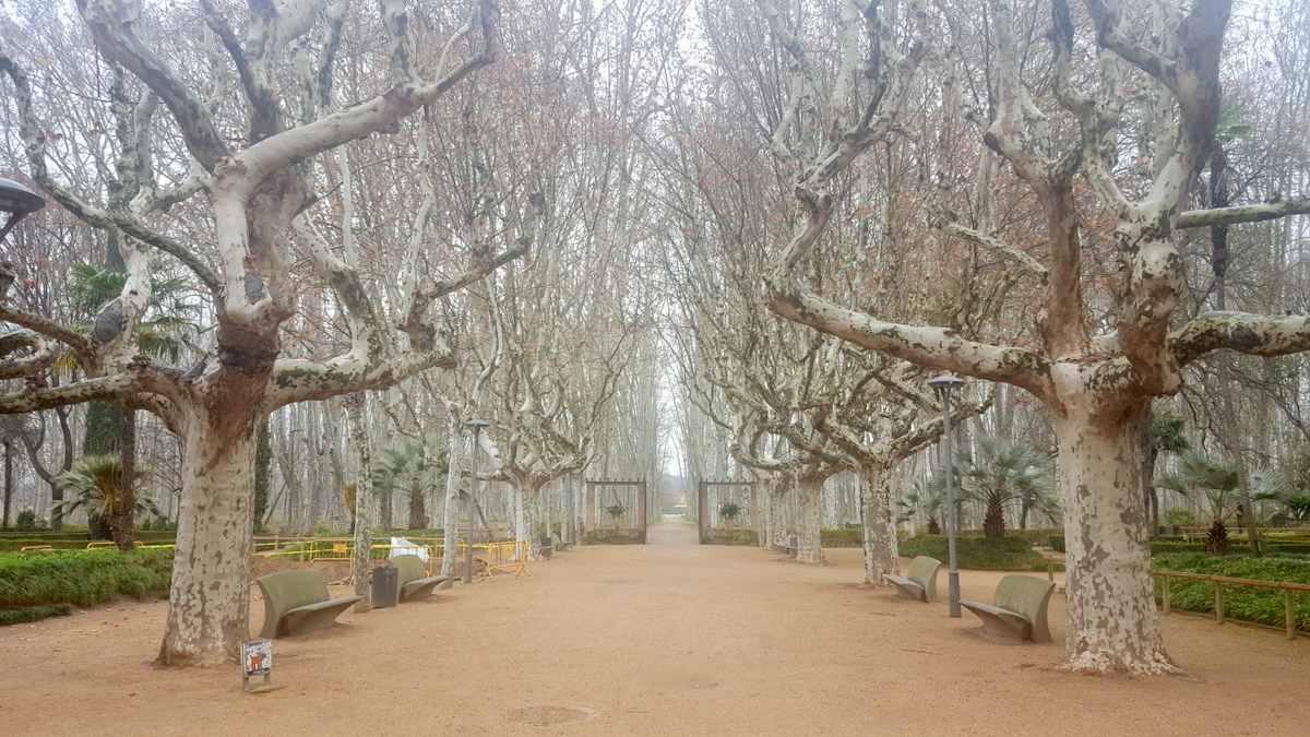 Park Devesa, Girona