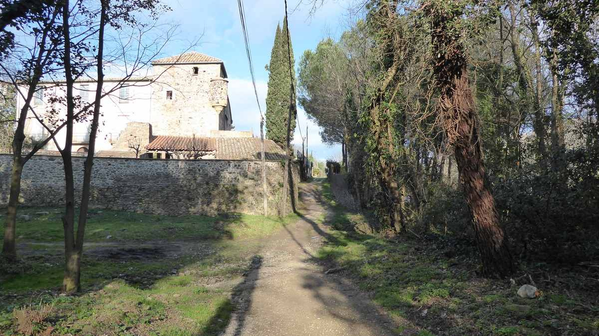 wandel 4 daagse Girona