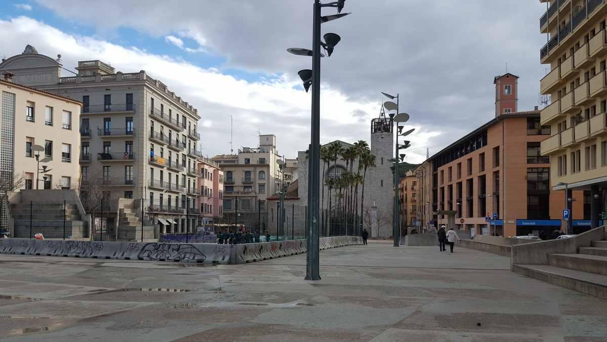 Girona, moderne stad