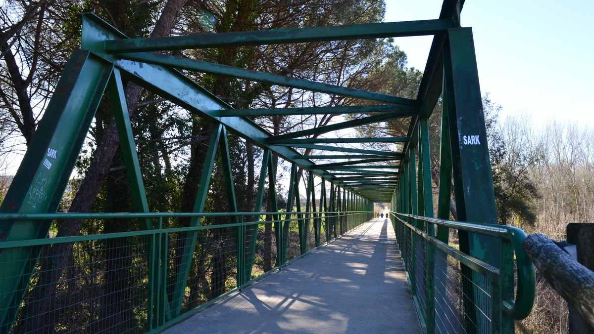 Route de Carrilet, Girona