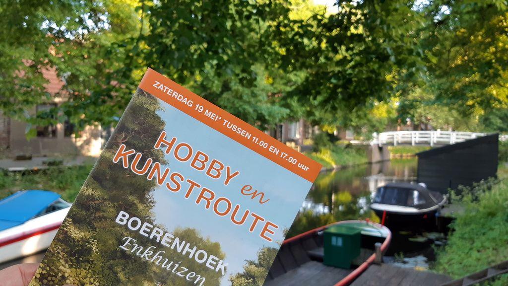 Hobby en Kunstroute