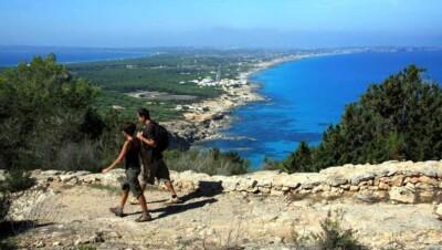 Wandelen op Formentera