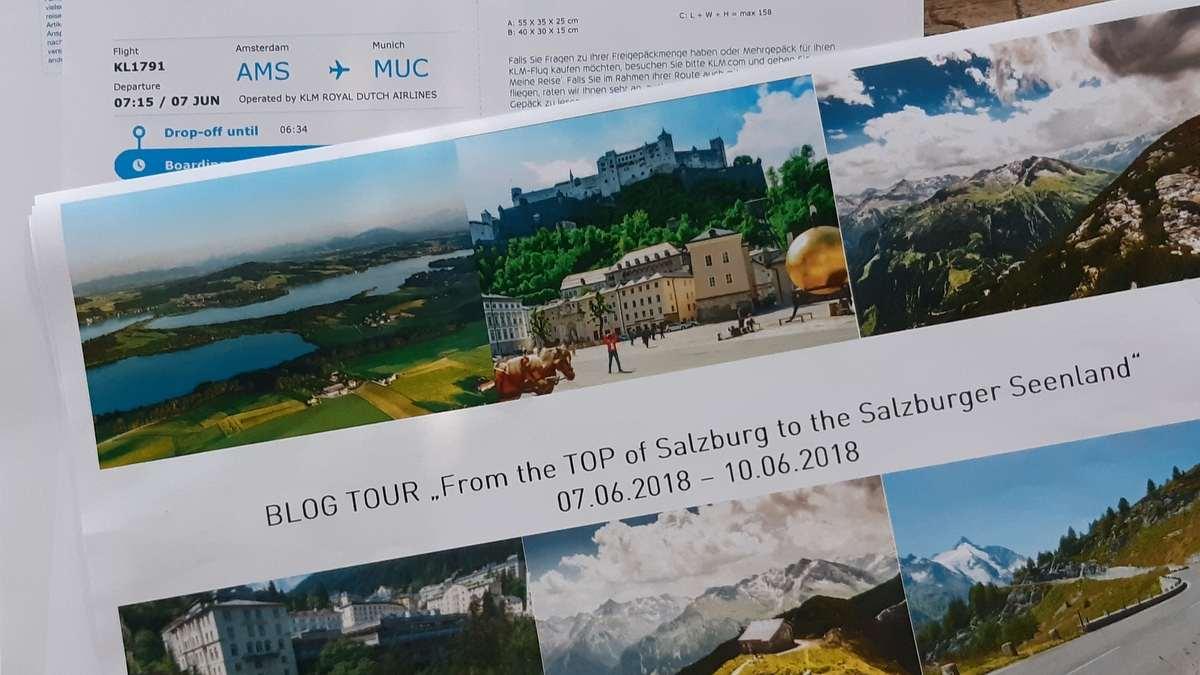 Blogtour Salzburgerland