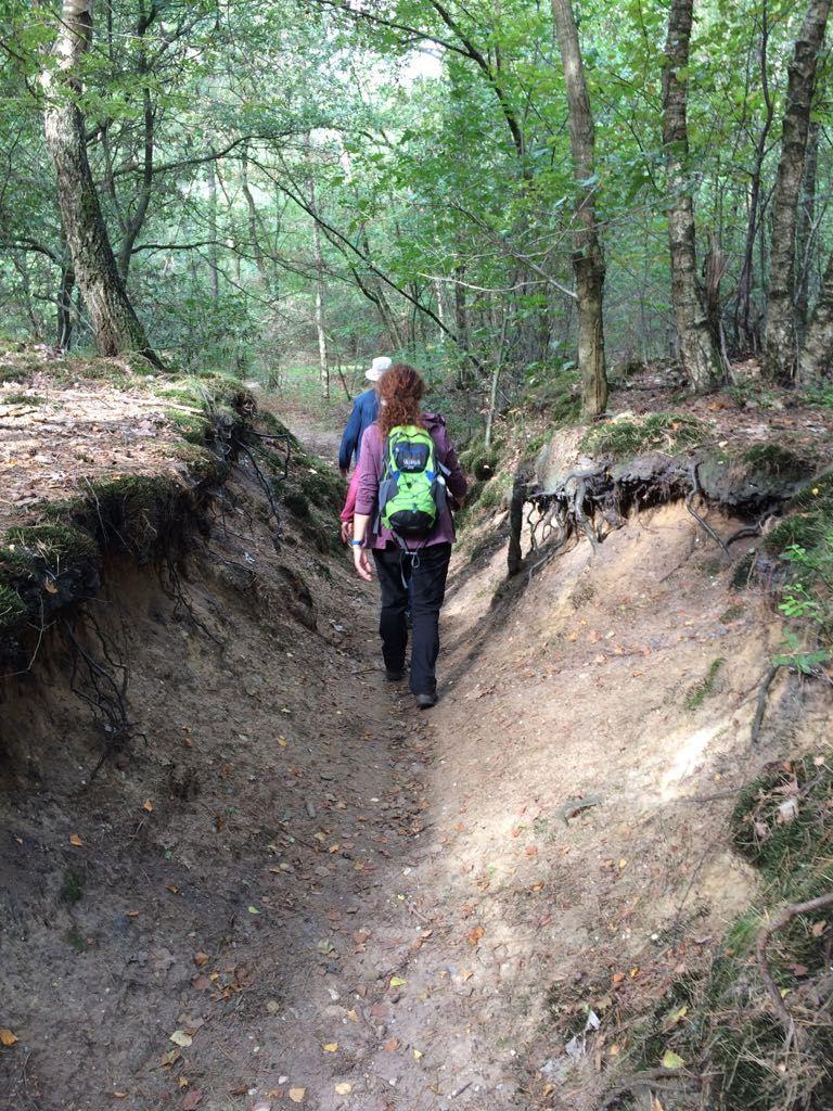 loopgraven Kattenberg Twente