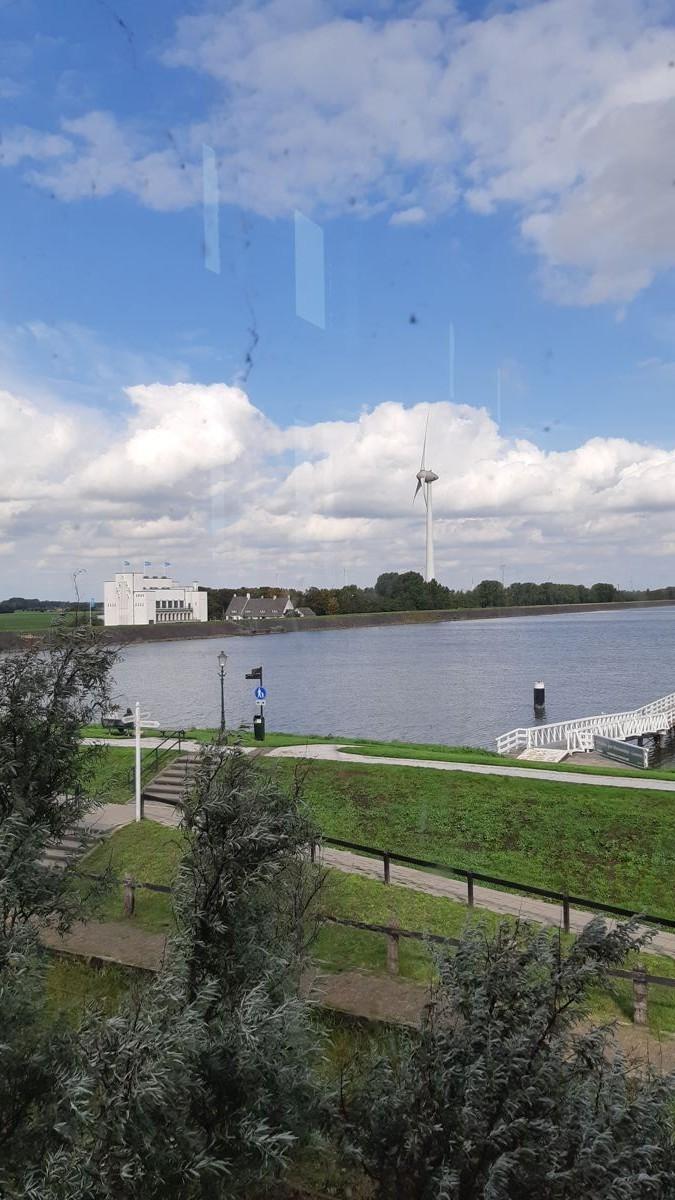 Uitzicht Stadhuis Medemblik