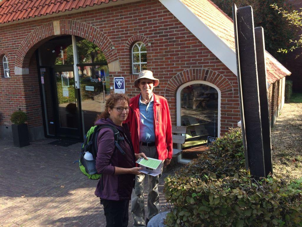 Benny Schreurs - Bregje Schipper - De mooiste wandeling van Nederland