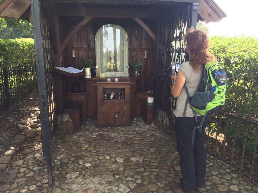 Mariakapel - De mooiste wandeling van Nederland 2018 - Twentse Wallen - Markelo