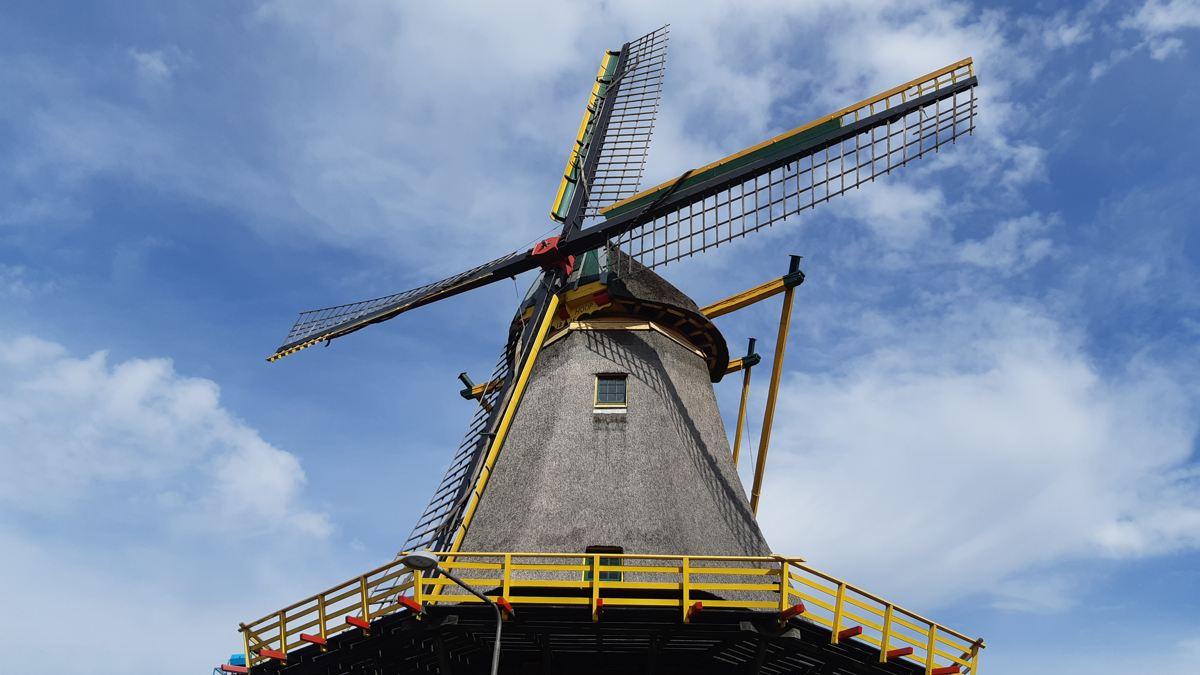 Molen de Hoop - De mooiste wandeling van Nederland 2018 - Twentse Wallen - Markelo