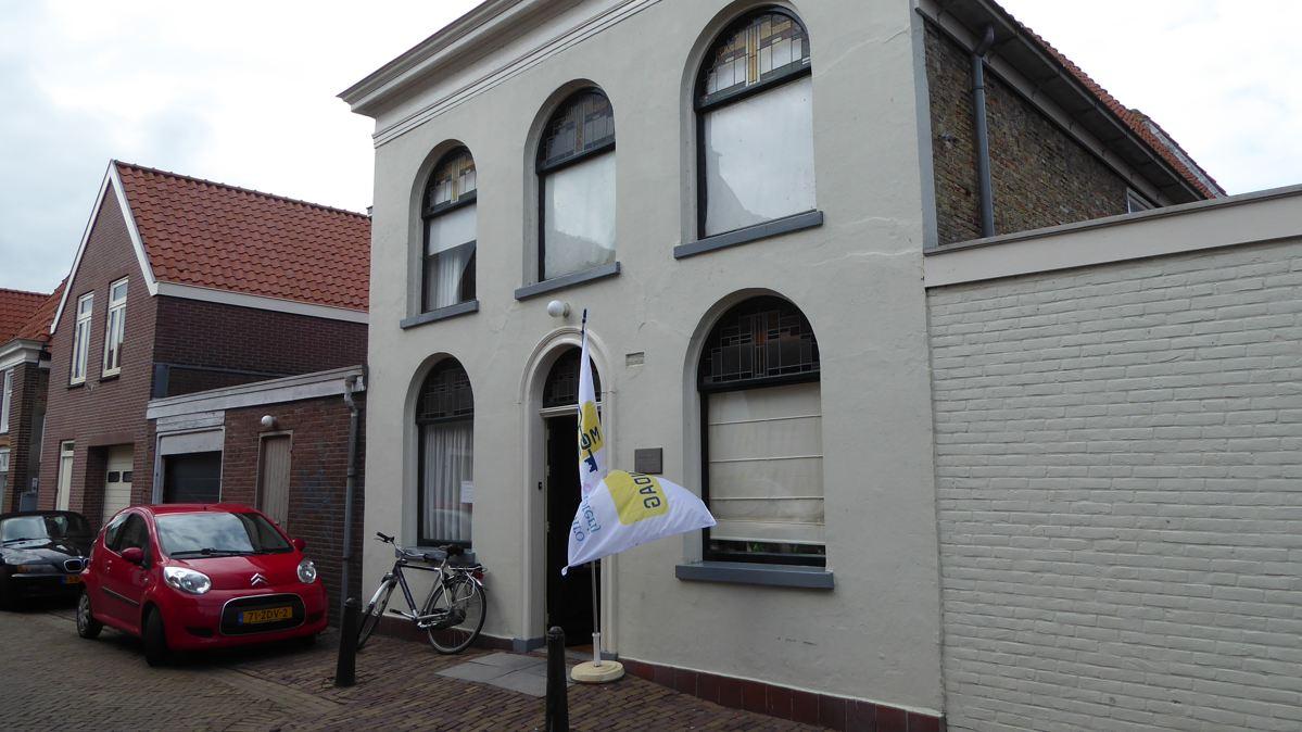 Schuilkerk Tuinstraat Medemblik