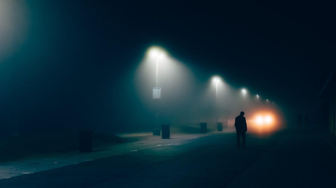 Veilig wandelen in het donker