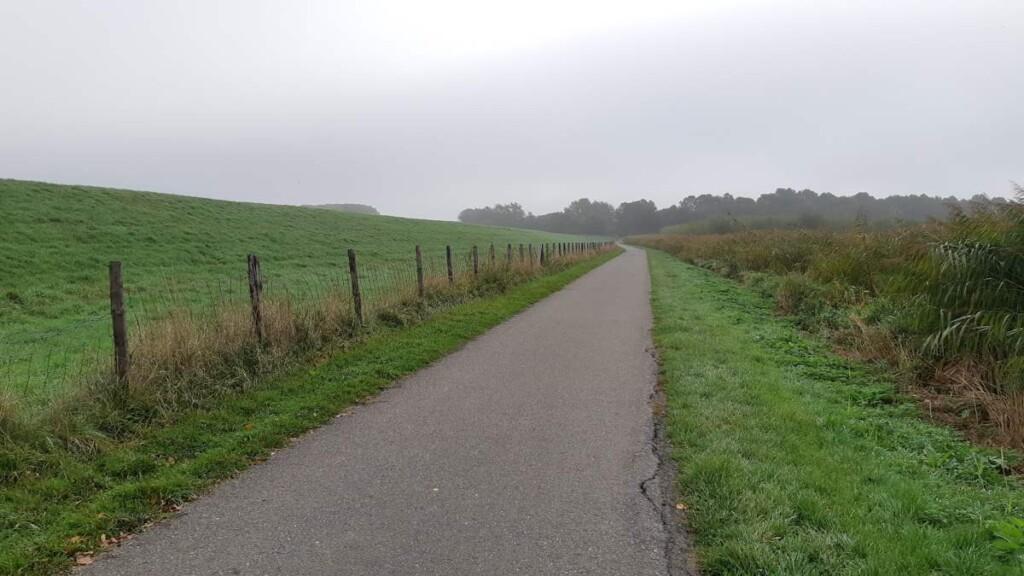 Ontdek IJsselmonde - dijk
