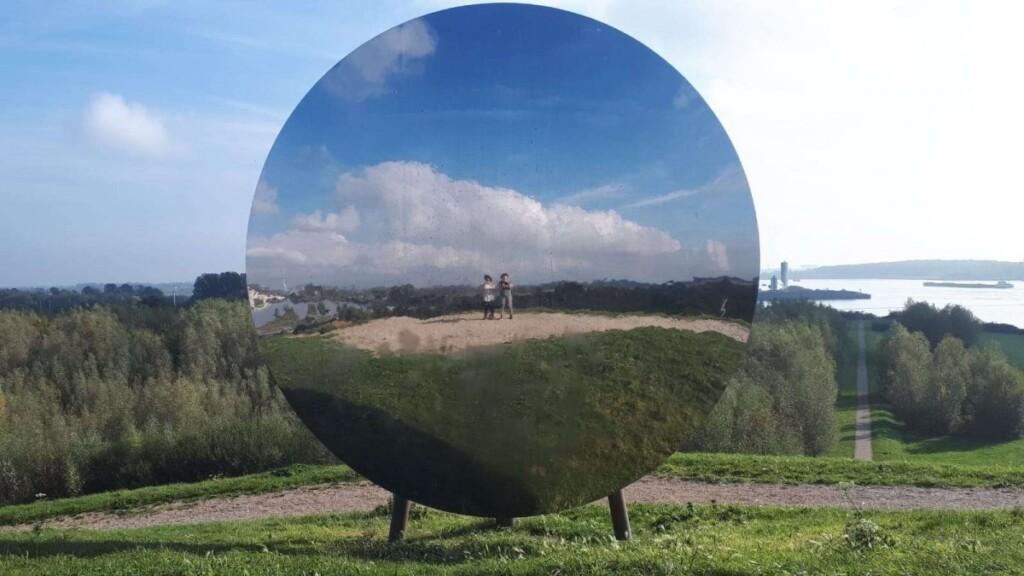 Ontdek IJsselmonde - Sky, Moon, Mirror, Environment