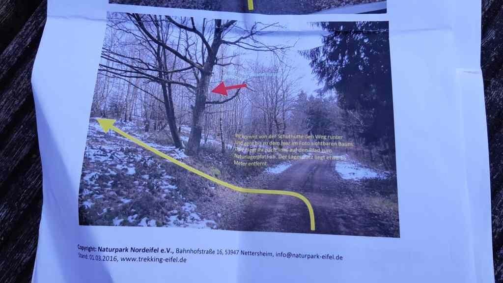 Geheime aanwijzingen om naar Naturlagerplatz Land in Sicht te komen