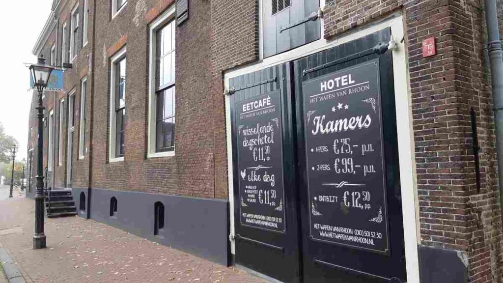 Ontdek IJsselmonde - Het wapen van Rhoon