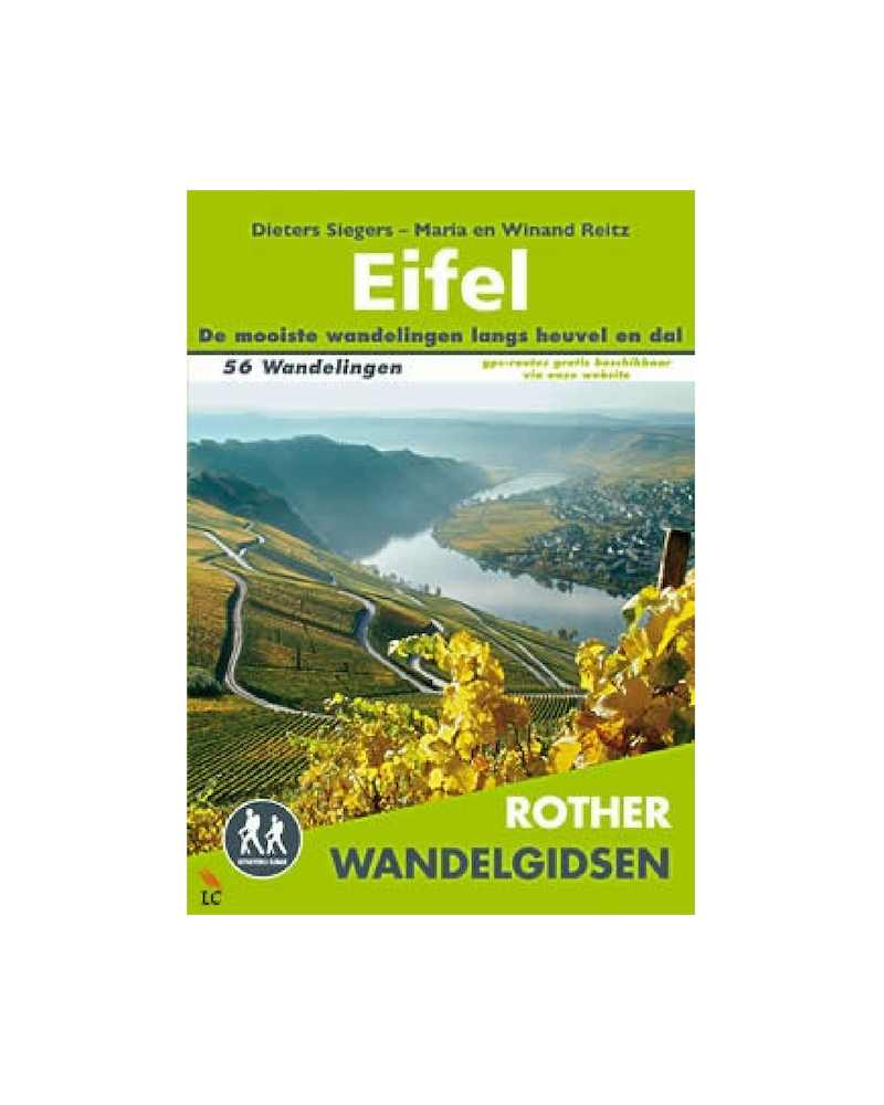 Wandelgids Eifel
