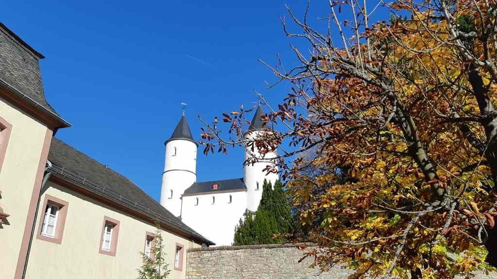 Eifelsteig etappe 5 - kloster Steinfeld
