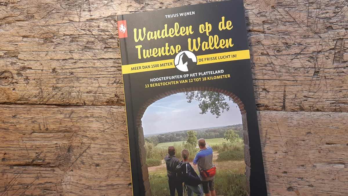 Wandelgids - wandelen op de Twentse Wallen