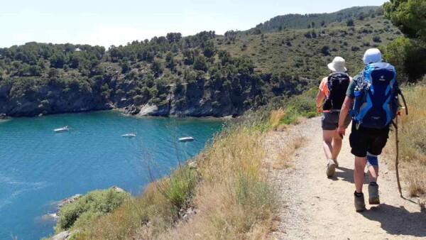 Wandelen langs de Catalaanse kust - GR92