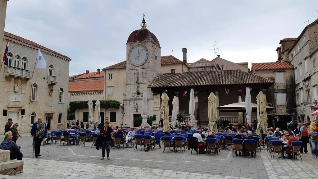 Kroatie - Stadswandeling Trogir