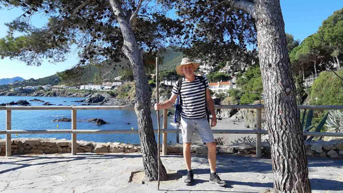 Portret van een wandelaar: Wandelen met Wim