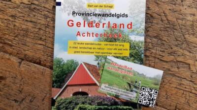 Wandelbart - bart van de schagt - provinciewandelgids gelderland achterhoek