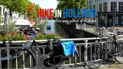 Hike in Holland - wandelvakanties in Nederland
