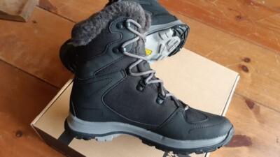 Review: wandelschoenen voor koude temperaturen, de Jack Wolfskin Thunder Bay Texapore Mid
