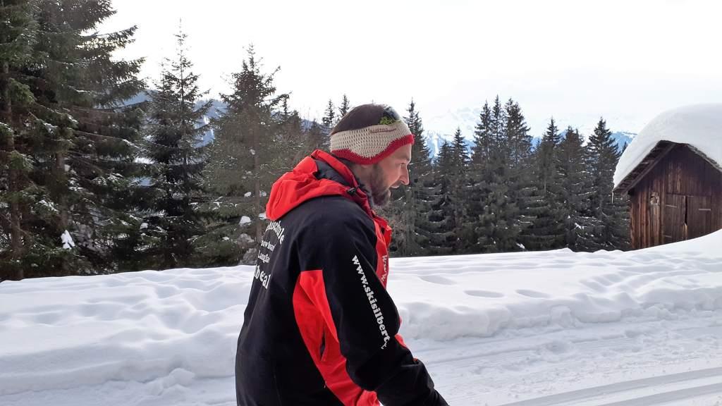 Patrick Meidl, ski instructor