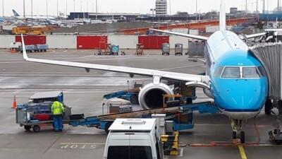 klm vliegveld schiphol