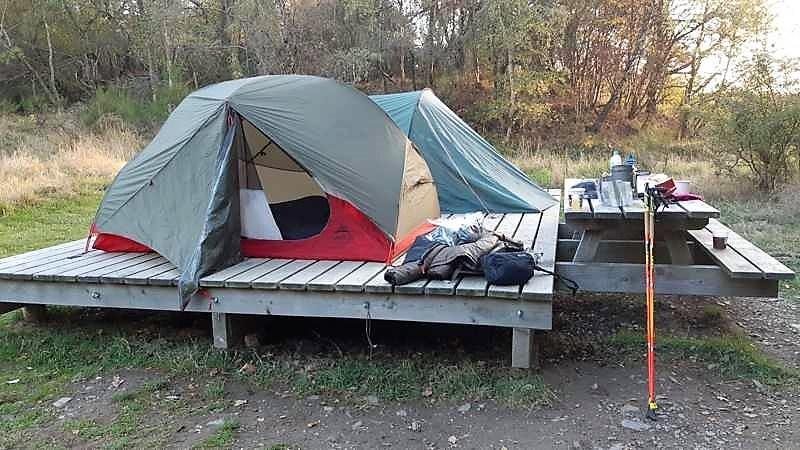 Review lichtgewicht tent - MSR Hubba Hubba NX