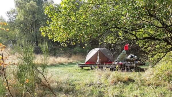wildkamperen langs de Eifelsteig