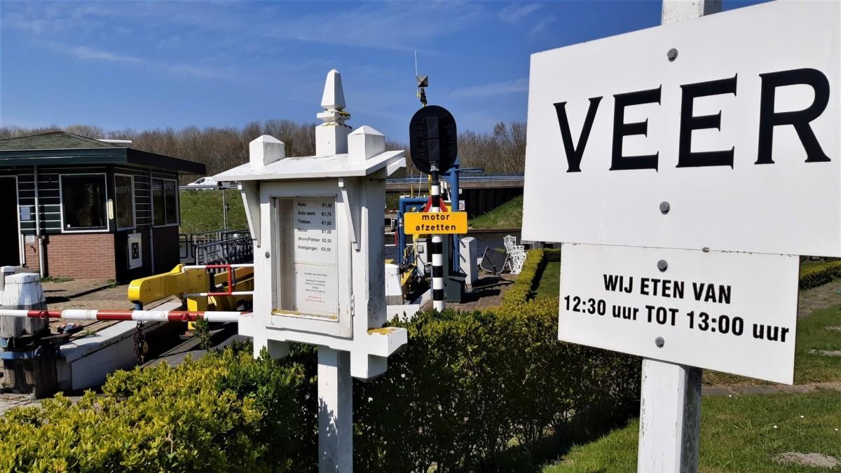 Noord-Hollandpad etappe 4: Wandelen van Julianadorp naar Wieringenwaard - Pontje over