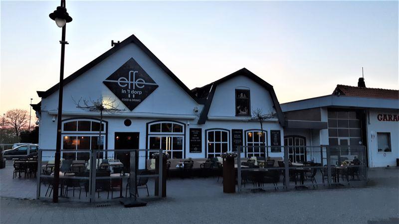 "Restaurant Effe in ""t dorp - Julianadorp"