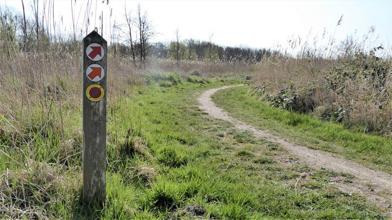 Noord-Hollandpad etappe 3: Wandelen van Den Helder NS naar Julianadorp