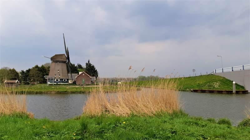 Etappe 5 - Wandelen van Wieringerwaard naar Kolhorn - Noord-Hollandpad