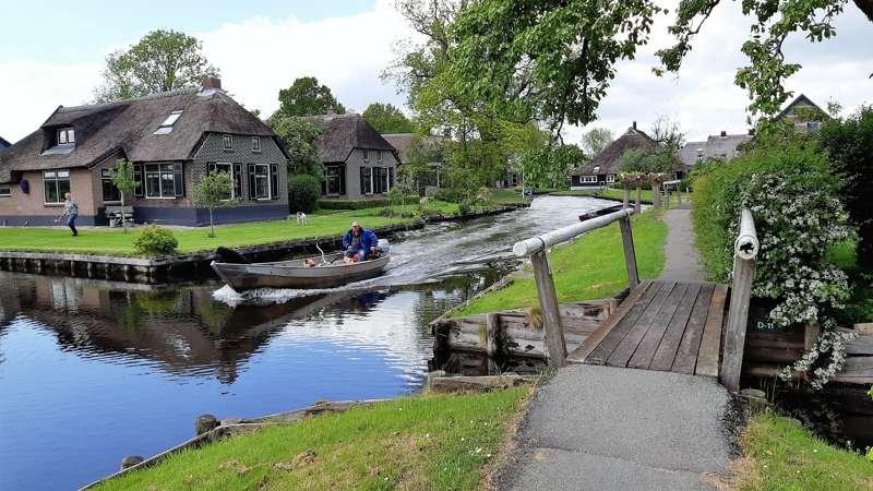 Wandelen in Giethoorn - Groene Wissel Giethoorn: Venetië in de Wieden
