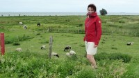 Review: outdoorjas dames van Fjällräven Keb Eco-Shell Jacket W