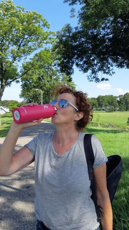 Hydro Flaske - Wandelvrouw