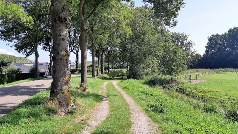 Kastelenroute Rhoon en Valckesteyn