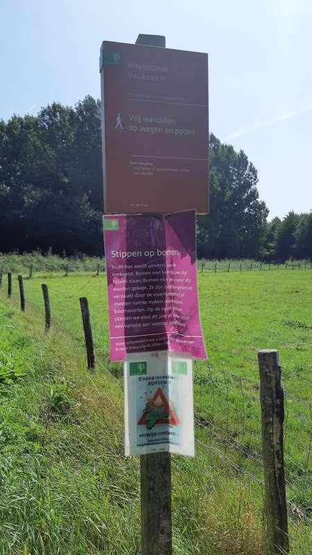 Kastelenroute Rhoon en Valckesteijn