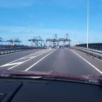 Rotterdam langs de A15