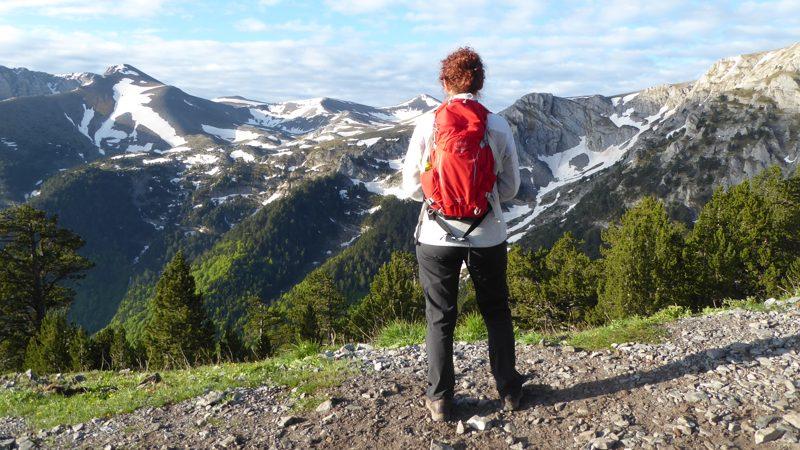 Wandelen in Griekenland Mount Olympus