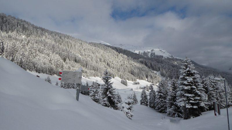 Wandelen in Oostenrijk bergen